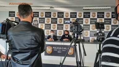 Operação prende quatro suspeitos de venda ilegal de licença de veículos no RS - Polícia não sabe quantos veículos foram liberados pelo grupo alvo da operação desta segunda-feira (14).