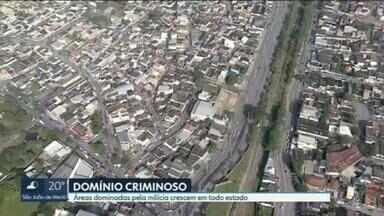 Milícia avança por bairros do Rio e pela Região Metropolitana - As disputas e aliança tornaram milhares de moradores dessa áreas reféns do medo e da exploração.