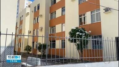 Bombeiros investigam causa de incêndio que matou mãe e filho em apartamento de Aracaju - Bombeiros investigam causa de incêndio que matou mãe e filho em apartamento de Aracaju