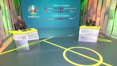 Segue o Jogo traz rodada do Brasileirão e Eurocopa, além da classificação do Flamengo na Copa do Brasil - Segue o Jogo traz rodada do Brasileirão e Eurocopa, além da classificação do Flamengo na Copa do Brasil
