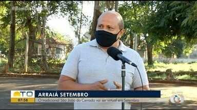 Arraiá de Araguaína será realizado em setembro de forma virtual - Arraiá de Araguaína será realizado em setembro de forma virtual