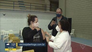 Bertioga tem atendimento noturno para vacinação contra Covid-19 - Janice Santos, secretária de Saúde de Bertioga, falou sobre o Corujão.