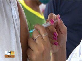 Covid-19: 1ª dose em falta e cresce a procura pela 2ª dose em Santa Inês - Confira os destaques do JMTV 1 desta sexta-feira (16).