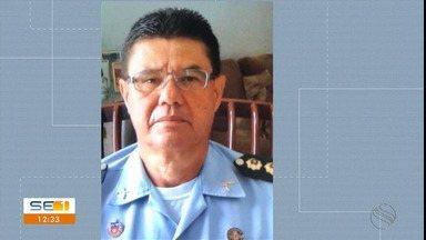 Coronel da PM de Sergipe morre por complicações da Covid-19 - Coronel da PM de Sergipe morre por complicações da Covid-19.