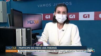 Mensagens: Telespectadores participam do Meio-Dia Paraná desta sexta-feira (16) - Participe pelo telefone (42) 99974-0062 ou pelo aplicativo Você na RPC!