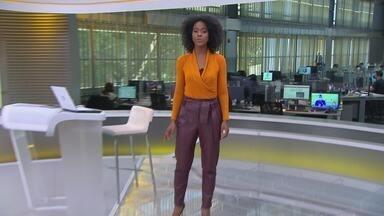 Jornal Hoje - Edição de 20/07/2021 - Os destaques do dia no Brasil e no mundo, com apresentação de Maria Júlia Coutinho.
