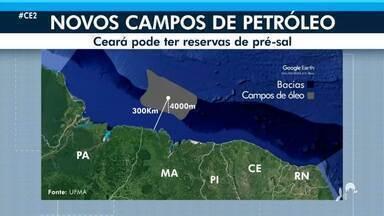 Estudo aponta possível reserva gigante de Petróleo no Ceará - Confira mais notícias em g1.globo.com/ce