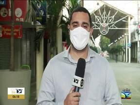 Veja os números da Covid em Imperatriz - Repórter André Sousa apresenta na manhã desta quarta-feira (4) os números da doença na cidade.