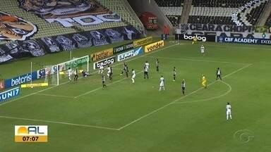 Depois de perder para o Ceará, Fortaleza intensifica treino para encarar o CRB - Confira no vídeo.