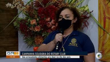 Rotary Club realiza campanha especial para ajudar famílias carentes de Petrolina - A instituição conta com a ajuda da população para arrecadar alimentos.