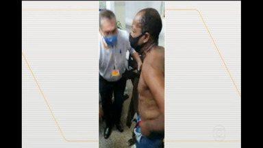Um homem negro foi acusado de furto em supermercado de Limeira - Luiz Carlos da Silva tirou toda a roupa para provar que não tinha roubado nada e para não ser levado para uma sala da segurança do supermercado Assaí de Limeira, no interior do estado. Luiz Carlos registrou boletim de ocorrência.