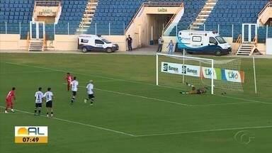 ASA perde para Sergipe na Arena Batistão - ASA encosta na liderança do grupo 4 da Série D do Brasileiro.