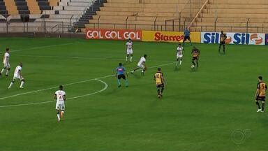 Novorizontino e Ituano empatam sem gols pela Série C do Brasileirão - Em jogo de poucas chances e sem grandes emoções, Novorizontino e Ituano empataram por a 0 a 0, na tarde deste sábado, no estádio Jorge Ismael de Biasi, em Novo Horizonte, pela 11ª rodada da Série C do Campeonato Brasileiro.
