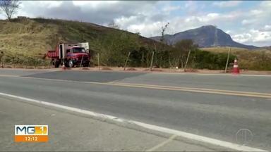 VC no MG1: moradores ficam preocupados após instalação de cerca na BR-259, em Valadares - Confira.