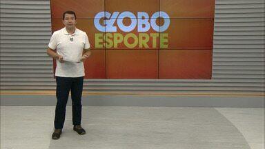 Confira a íntegra do Globo Esporte PB desta segunda-feira (09.08.21) - Kako Marques traz as principais notícias do esporte paraibano