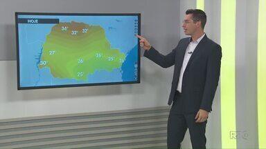 Confira a previsão do tempo para Ponta Grossa e região nesta semana - Próximos dias devem ser ensolarados nos Campos Gerais.