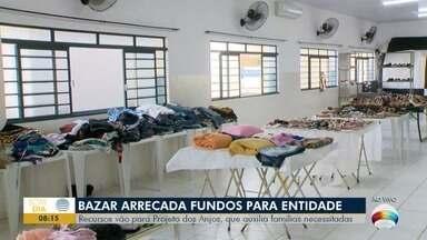 Bazar em Presidente Prudente arrecada fundos para entidade - Evento será na sede da Apae, nesta sexta-feira (13).