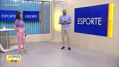 Gustavo Pêna comenta os destaques do esporte paraense nesta sexta-feira (13) - Gustavo Pêna comenta os destaques do esporte paraense nesta sexta-feira (13)