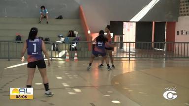 Alagoas organiza competição de basquete 3x3 em setembro - Calendário competitivo volta a ser formado após meses parado por causa da pandemia.