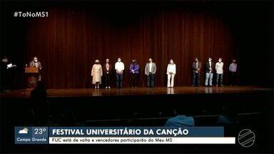 Festival Universitário da Canção está de volta em MS - Serão duas categorias no FUC e vencedores participarão do Meu MS