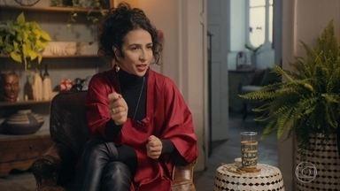 Marisa Monte relembra visitas de grandes sambistas em sua casa - Pai da cantora foi diretor da Portela na década de 70