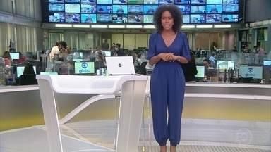 Jornal Hoje - Edição de 18/08/2021 - Os destaques do dia no Brasil e no mundo, com apresentação de Maria Júlia Coutinho.