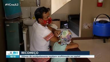 Ações acolhem vítimas de escalpelamento em Belém - Só em 2021 foram oito casos de escalpelamento no Pará.