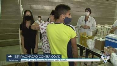 Vacinação de adolescentes avança nas cidades da Baixada Santista - Praia Grande iniciará vacinação de adolescentes a partir de 13 anos nesta quarta-feira.