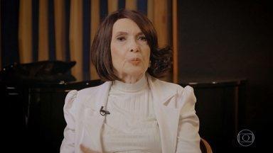 Doris Monteiro fala sobre Tom Jobim e Lúcio Alves - Ela diz que foi a primeira a gravar 'Samba de Verão'