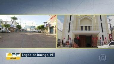 O Bom Dia PE pega a estrada para Lagoa de Itaenga - Município que fica na Mata Norte de Pernambuco