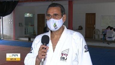 Atleta de Roraima se prepara para integrar a equipe Sogipa de judô - Conheça o judoca Danillo.
