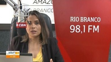 Lillian Lima fala sobre as principais notícias da CBN Rio Branco nesta quarta-feira (01) - Lillian Lima fala sobre as principais notícias da CBN Rio Branco nesta quarta-feira (01)