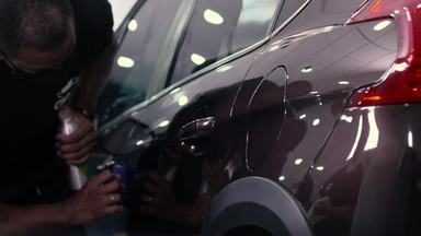 Vtirificar o carro - Recurso para manter a boa aparência do veículo