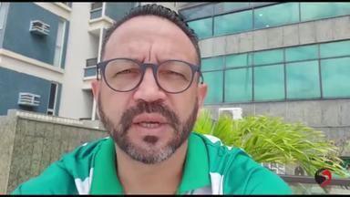 """Kobayashi celebra permanência do Altos na Série C: """"Vai repercutir o estado do Piauí"""" - Kobayashi celebra permanência do Altos na Série C: """"Vai repercutir o estado do Piauí"""""""