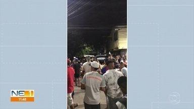 Festa Clandestina no Pina causa aglomeração - Imagens de desrespeito às medidas sanitárias contra a Covid-19 foram registradas no fim de semana