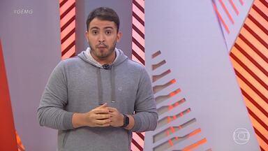 Íntegra do Globo Esporte/MG de segunda-feira, dia 13/09/2021 - Íntegra do Globo Esporte/MG de segunda-feira, dia 13/09/2021