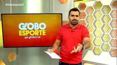 Íntegra - Globo Esporte CE - 13/9/2021 - Íntegra - Globo Esporte CE - 13/9/2021