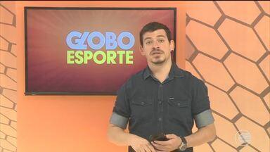 Globo Esporte de segunda-feira, 13/09/2021 - na íntegra - Globo Esporte de segunda-feira, 13/09/2021 - na íntegra