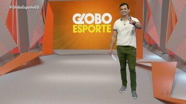 Globo Esporte GO - 13/09/2021 - Íntegra - Confira a íntegra do programa Globo Esporte GO - 13/09/2021