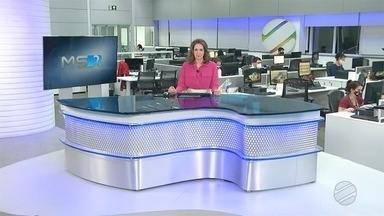 MSTV 2° Edição, segunda-feira, 13/09/2021 - MSTV 2° Edição, segunda-feira, 13/09/2021