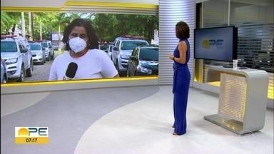 Bebê morre baleado com um tiro no peito - Acidente foi no bairro de Sítio dos Pintos