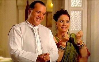 Opash e família conversam sobre o filho de Maya e Raj - Todos querem saber se o bebêvai ser o tão esperado filho homem.