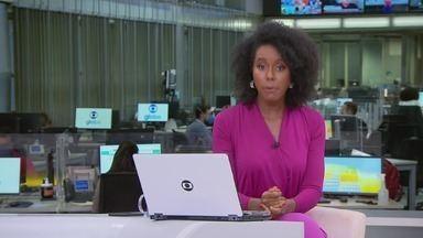 Jornal Hoje - Edição de segunda-feira, 11/10/2021 - Edição de 11/10/2021