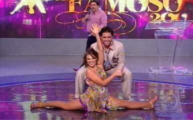 Dança dos Famosos - Gafieira