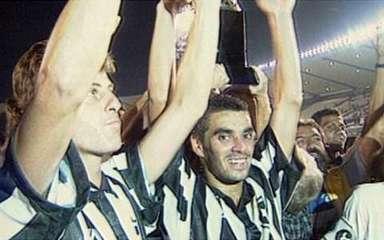Em 1997, Botafogo derrota o Vasco e vence a Taça Guanabara