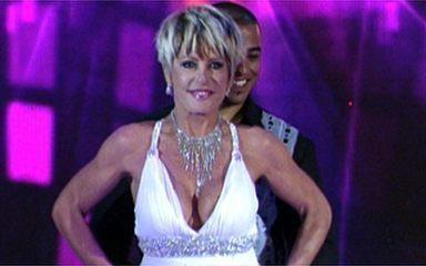 Ana Maria Braga dança com tudo!