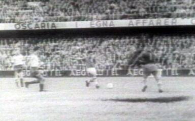 A história de amor de Zagallo com a Seleção teve até  gol em final de Copa; matéria de 2010