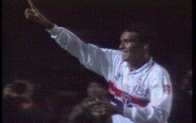 Em 1993, São Paulo vencede goleada o Universidad Catolica do Chile pela Libertadores