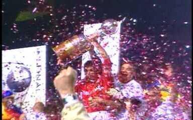 Em 2006, Internacional empata com o São Paulo e é campeão da Taça Libertadores