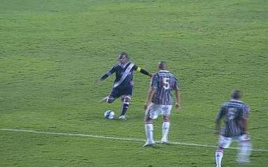 Melhores momentos: Vasco 2 x 2 Fluminense pela 15ª rodada do Brasileirão 2010